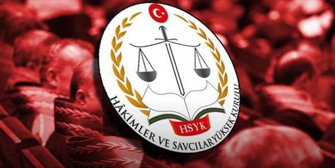 HSYK'dan 3 hakim hakkında flaş karar