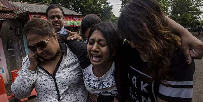 Endonezya'da 9 uyuşturucu kaçakçısı idam edildi