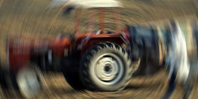 3 yaşındaki Yusuf, traktörün altında kalarak öldü