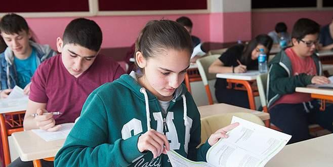 Ortak sınavların ilk oturumu başladı