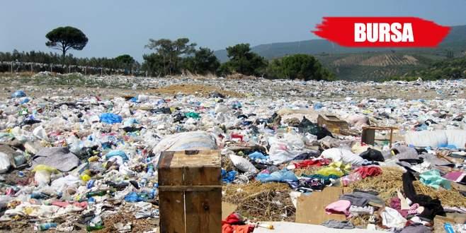 Çöplükler rehabilite ediliyor
