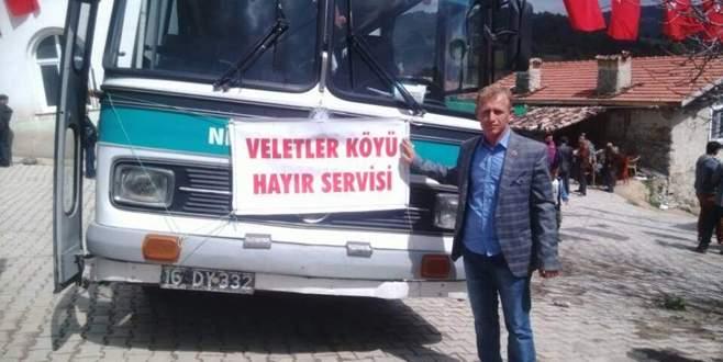 Bursa'da tarihi köyün adı değişti