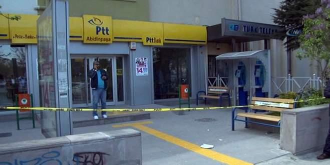 PTT şubesinde silahlı dehşet!