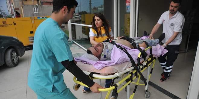 Suriyeli işçi feci kaza sonucu…