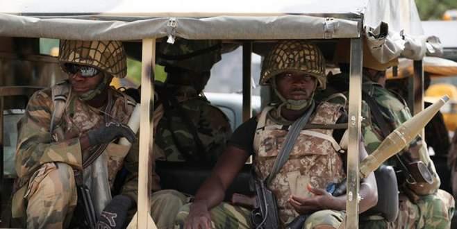 Ordu ormanı bastı 200 kızı kurtardı
