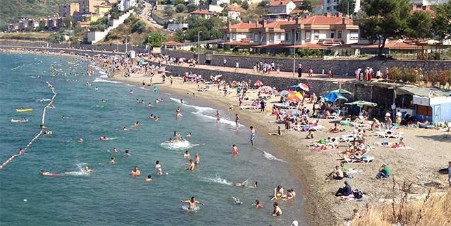 Bursa sahilleri hayat buluyor