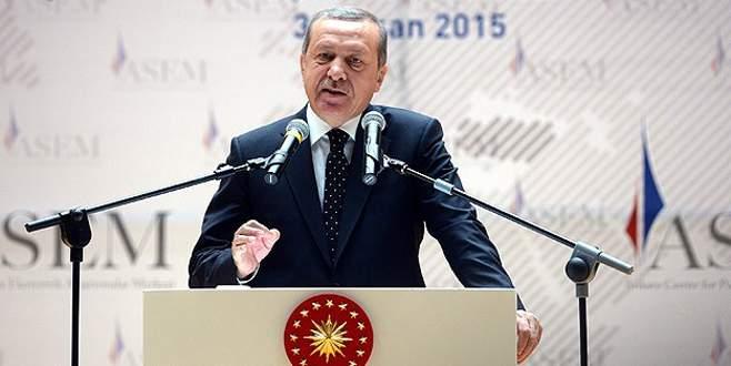 Erdoğan: O sistem 10 Ağustos'ta çöktü