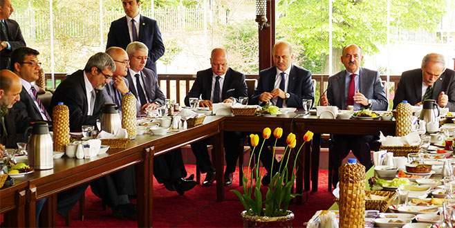 Bursa'ya eylül ayına kadar 3 yeni hastane
