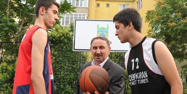 Basketbolcular Tatlıtop'ta buluşuyor