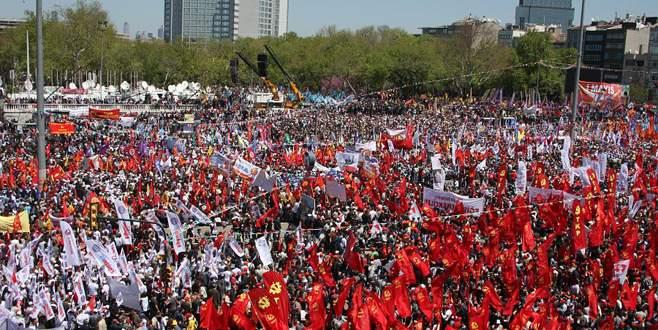 Bugün 1 Mayıs! Gözler Taksim'de