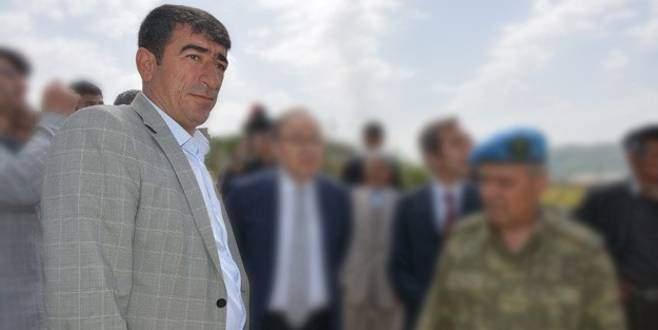 Öldürülen muhtarı PKK tehdit etmiş
