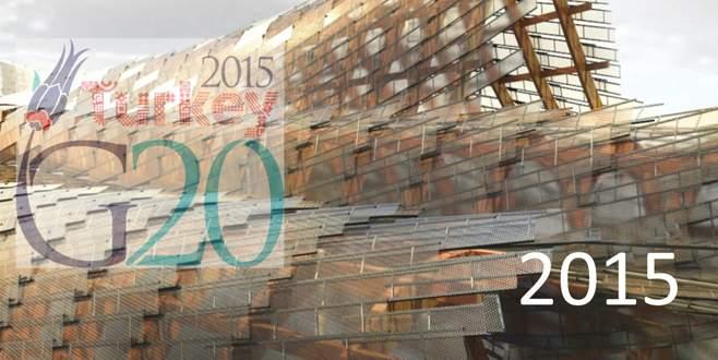 G-20, vergiyi İstanbul'da tartışılacak