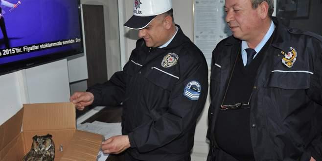 Polis şefkat mesaisinde