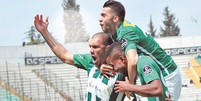 Bursaspor, Kasımpaşa deplasmanında