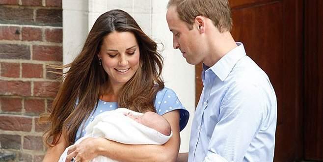 İngiltere'de kraliyet bebeği heyecanı