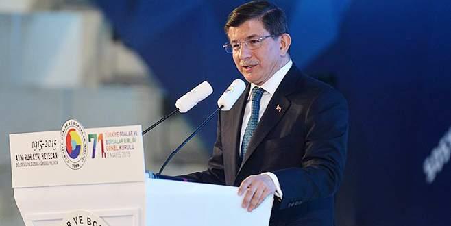 Başbakan Davutoğlu: '11 Mayıs'ta imzalanacak'