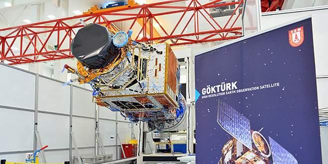 Türkiye'nin ilk uydu merkezi açılış için gün sayıyor