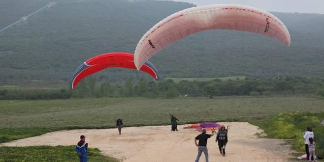 Hava sporlarında Nilüfer markası
