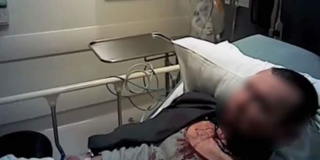 ABD polisinden köpekli saldırı