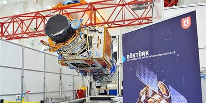 İlk uydu merkezi gün sayıyor