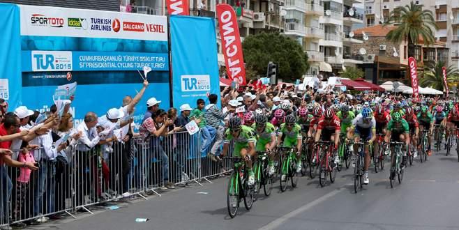 Cavendish yine kazandı