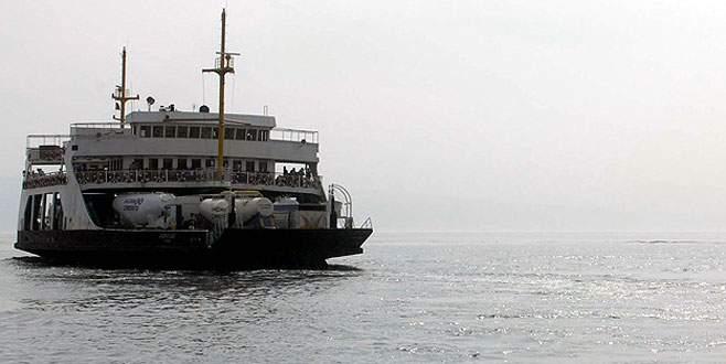 Deniz taşımacılığında artış