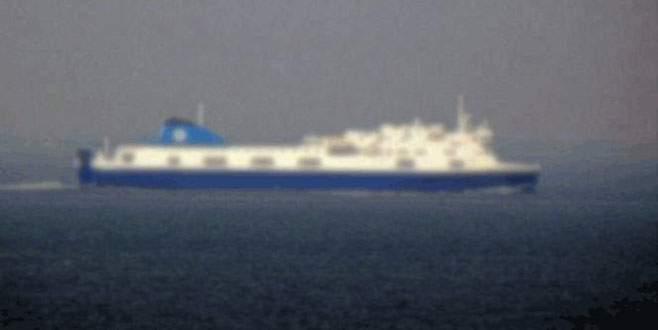 Akdeniz'de bir facia ucuz atlatıldı