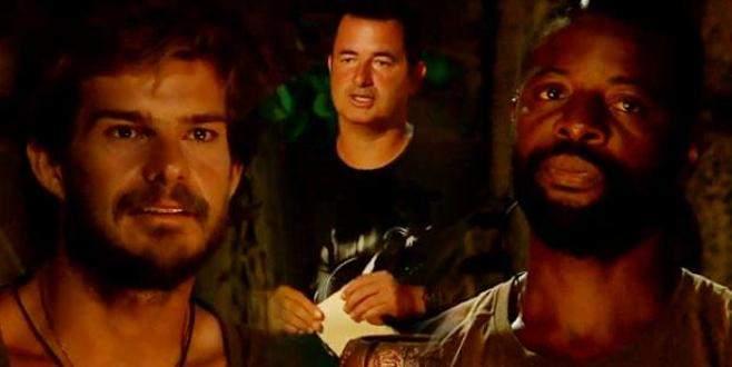 Survivor'da ırkçılık suçlaması