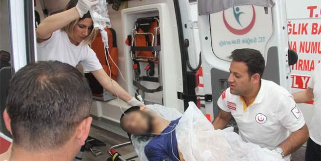 Suriyeli kavgası kanlı bitti