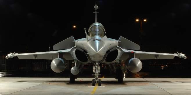 Fransa 24 adet savaş uçağı sattı