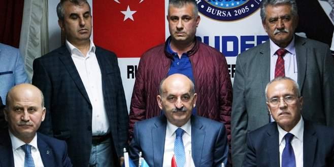 Bursa'dan Balkanlar'a uçak seferi