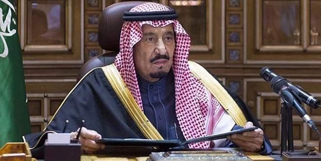 Suudi Arabistan'da Tabişi görevden alındı