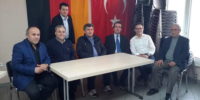 Gurbetçi çocuklar Büyükorhan'a gelecek