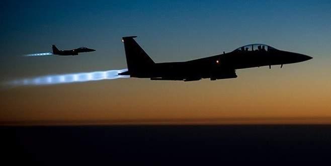 Yemen'de Husilere hava saldırısı düzenlendi