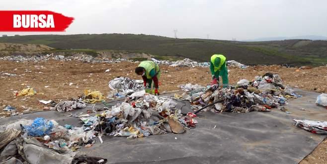 Bursa'da atıklar enerjiye dönüşüyor