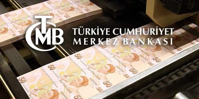 Merkez Bankası enflasyondaki artışı açıkladı