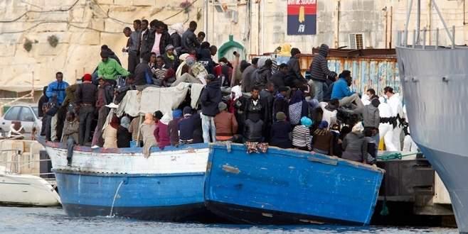 Bir göçmen faciası daha…
