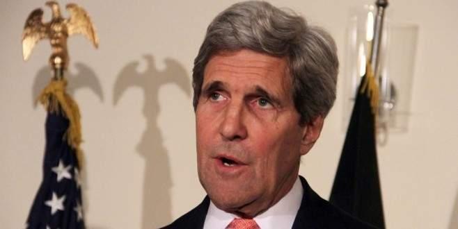 ABD Dışişleri Bakanı Kerry'den sürpriz ziyaret