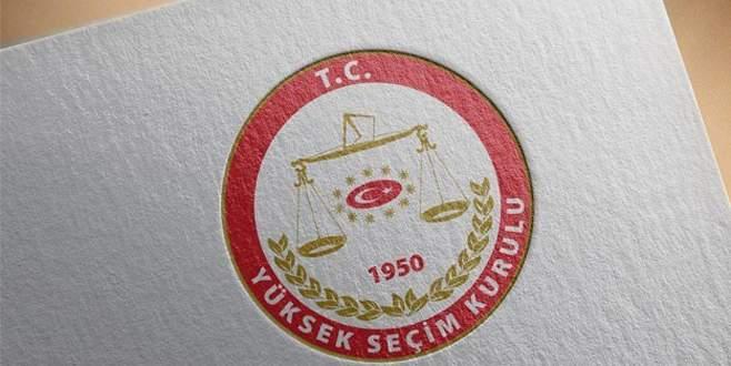 YSK HDP'nin başvurusunu reddetti