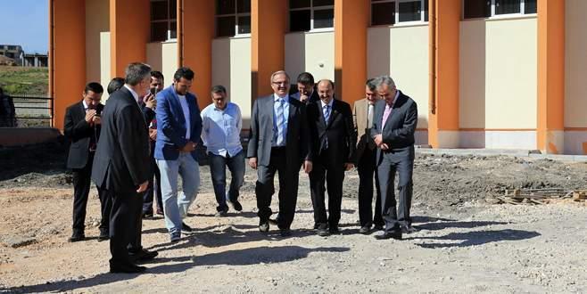 Vali Karaloğlu: Bursa'da eğitimin kalitesi artacak