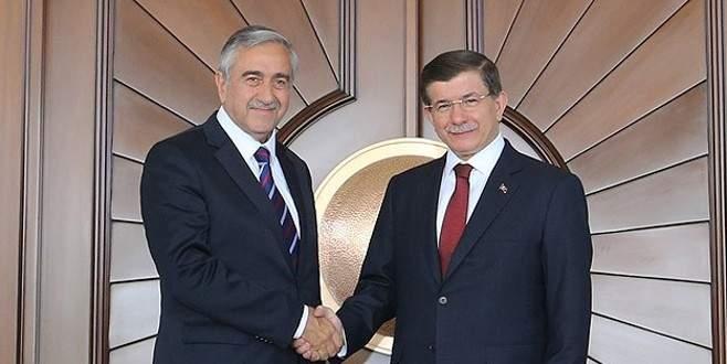 KKTC Cumhurbaşkanı Akıncı Ankara'da