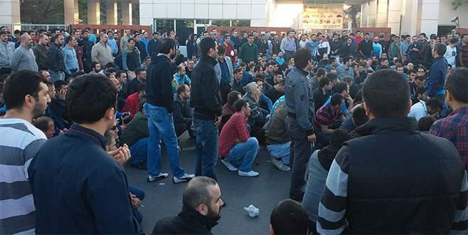 Bursa'da sendika ve zam isyanı büyüyor!
