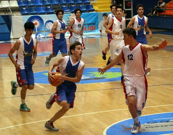 Okullar Ligi'nde Final Heyecanı