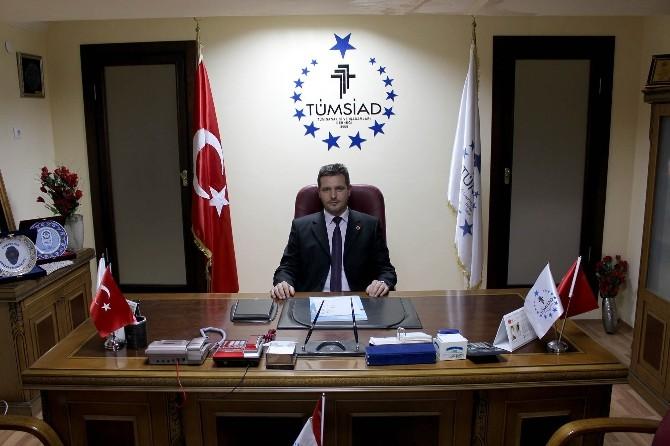 TÜMSİAD Başkan Yardımcısı Murat Eroğlu'ndan Hıdırellez Mesajı