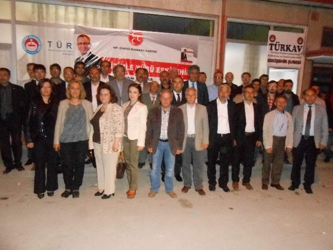 Türkav'da Türkçülük Günü Kutlandı