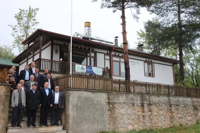 """AK Parti Milletvekili Tunç: """"Bartın'da Milli Park, Yayla Ve Doğa Turizmini Canlandırıyoruz"""""""