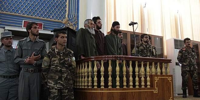 Afganistan'da 'idam' kararı
