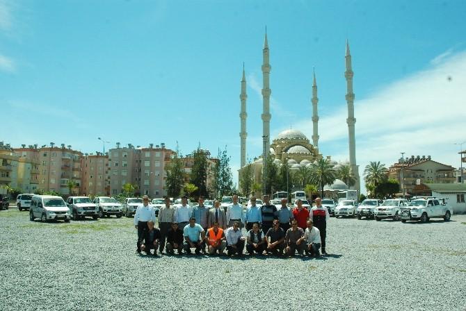 Manavgat'ta Sinekle Mücadele Çalışmaları Devam Ediyor