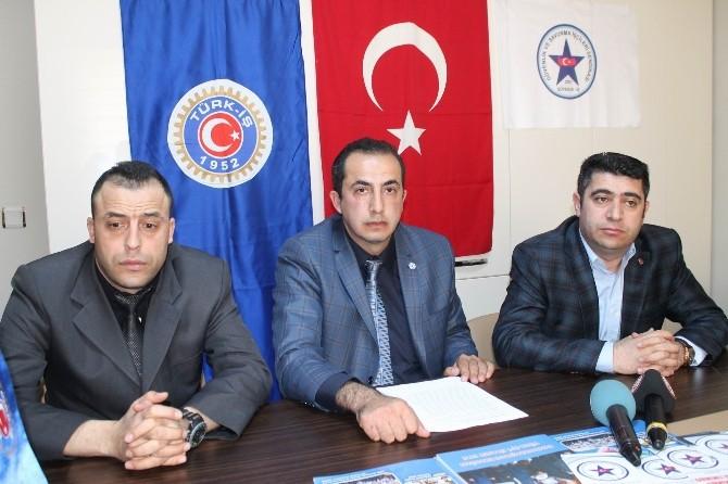 Güvenlik-iş Kayseri Şube Başkanı Ali Doğuş: