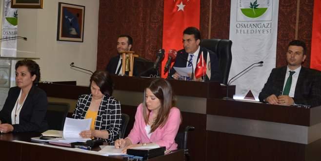 Osmangazi'de gündem kentsel dönüşüm